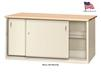 BASIC CABINET WORK BENCH WITH DOOR & SHELF