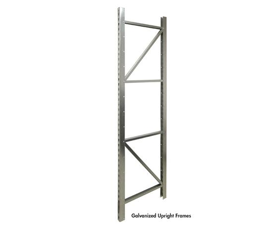 GALVANIZED UPRIGHT FRAMES