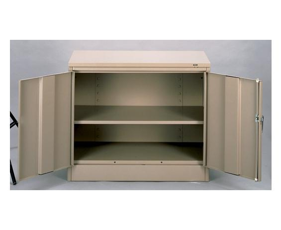 TENNSCO STANDARD COUNTER & DESK HIGH CABINETS
