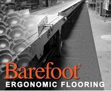 BAREFOOT ERGONOMIC FLOORING