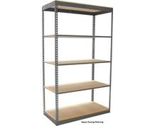 POWER BOLTLESS SHELVING OPTIONS