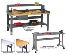 HEAVY-DUTY INDUSTRIAL WORKBENCHES