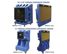 PORTABLE EVAPORATIVE COOLERS