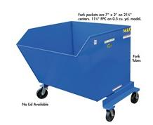 PORTABLE STEEL HOPPERS